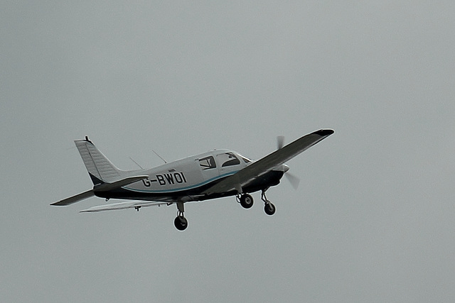 G-BWOI: Piper PA-28-161 (Centurion) Cadet