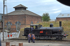 Barrow Hill Chesterfield Derbyshire
