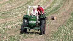 Traktor Treff in Badra - Thüringen