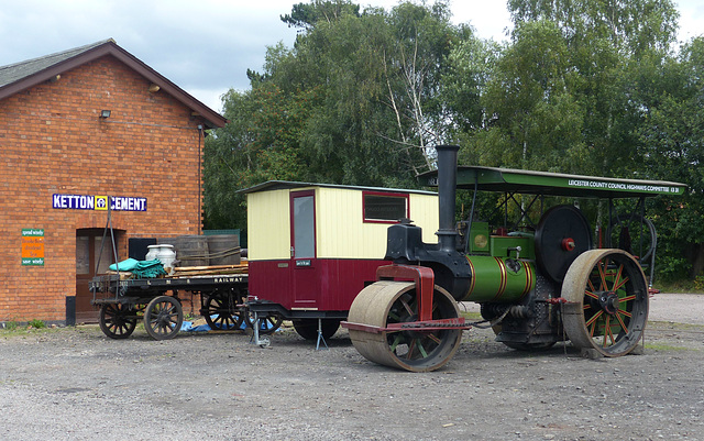 Great Central Railway (43) - 15 July 2014