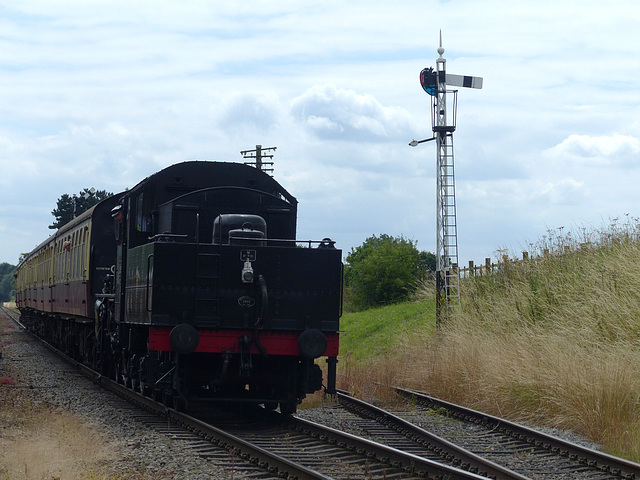 Great Central Railway (46) - 15 July 2014