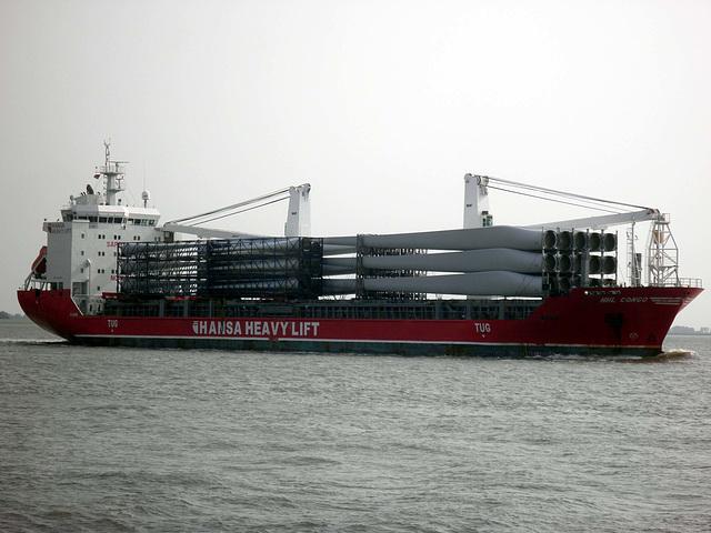 Frachter  HHL CONGO