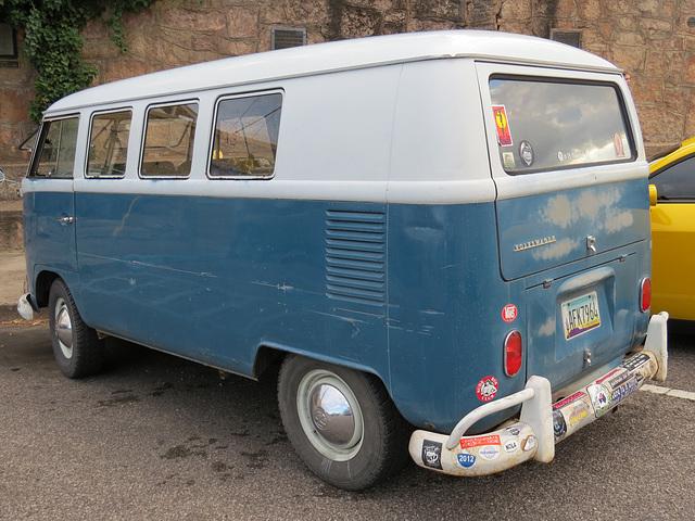 Mid 1960s Volkswagen Microbus