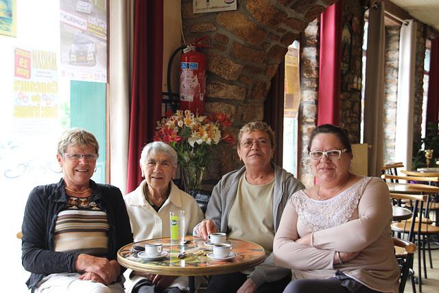 maman et et ses trois filles