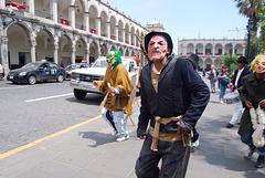 Fiesta à Cuzco