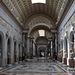 The Braccio Nuovo in the Vatican Museum, July 2012