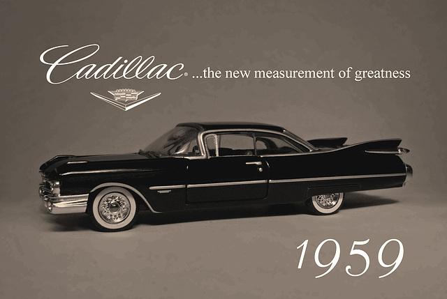 M2 Machines 1959 Cadillac