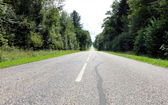 we`re on the road to Nowhere...
