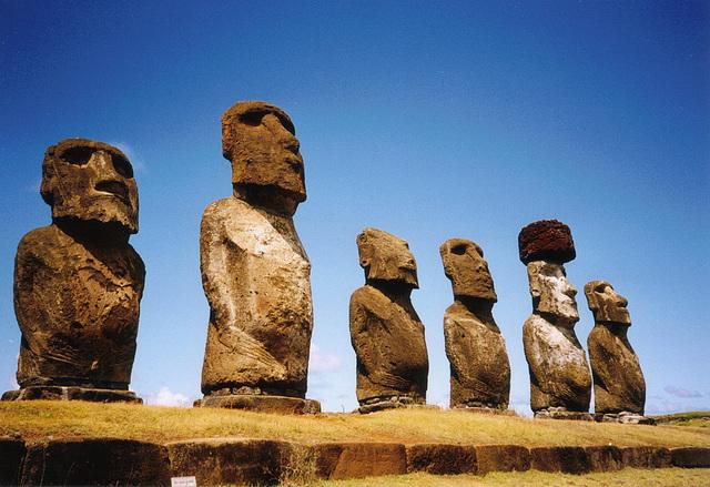 La tragédie des Rapanuis - Ile de Pâques, Chili