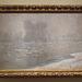 Morning Haze by Monet in the Philadelphia Museum of Art, January 2012