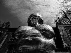 Venus of Willendorf 21th century by Brigitta Zelca