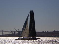Lisbon - Route des Princes inshore race.