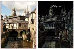 Bayeux centre historique