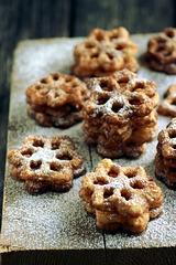 Krustaadid / Rosette cookies