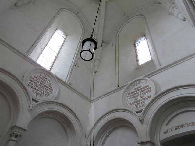 holy trinity church, south woodford , redbridge, london
