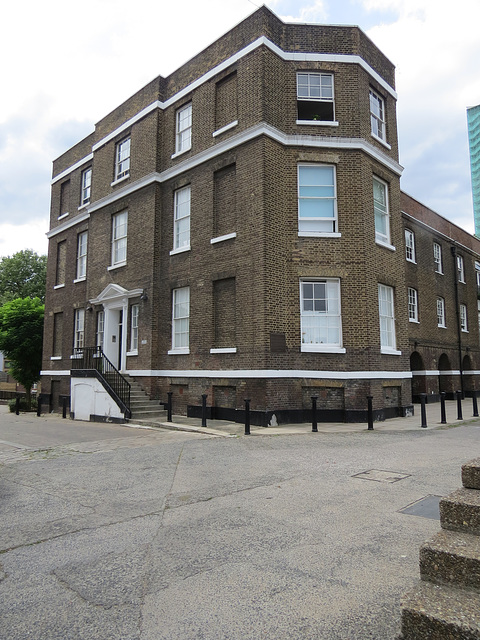 royal victualling yard, deptford, london