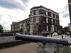 royal victualling yard, deptford, london