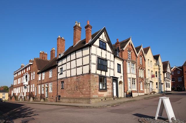 The Close, Lichfield, Staffordshire