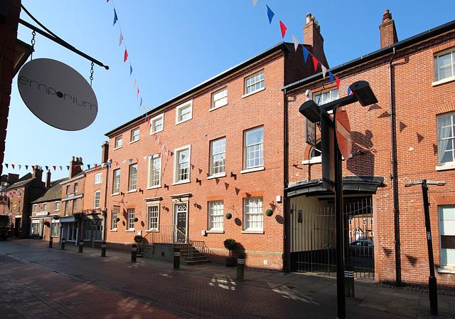 The Swan Inn, Bird Street, Lichfield Staffordshire