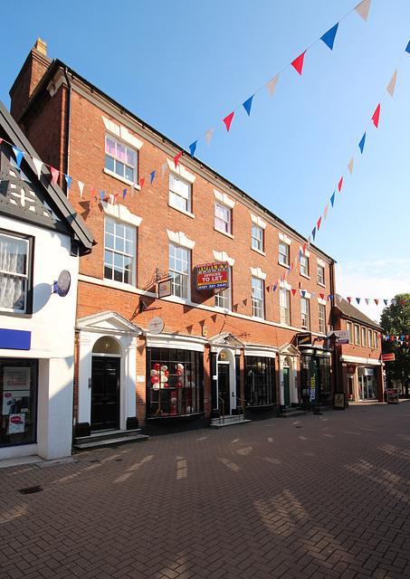 Market Street, Lichfield, Staffordshire