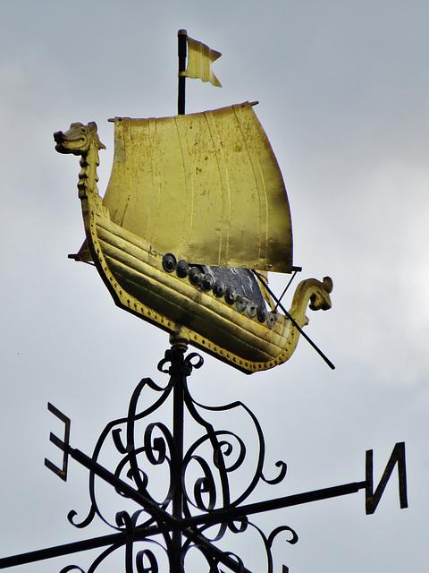 st olave's norwegian church, rotherhithe , london