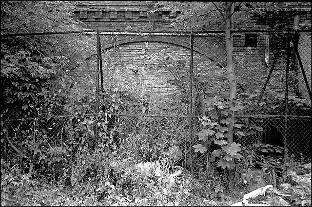 Railway arch, Loughborough Junction.