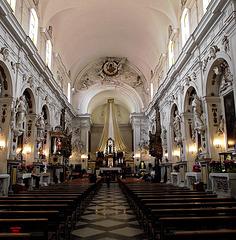 S. Agostino - nave