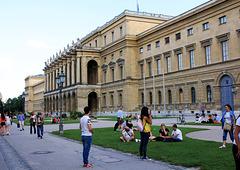 Die Residenz  in München