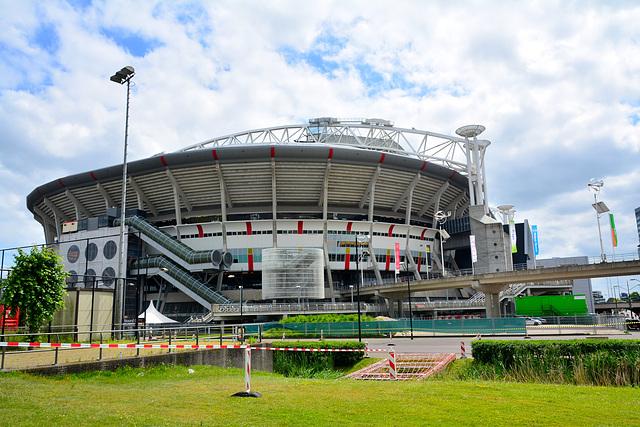 Football stadium Amsterdam Arena