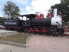 Roberto Ramírez Delgado's train.