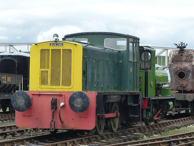 Buckinghamshire Railway Centre (12) - 16 July 2014
