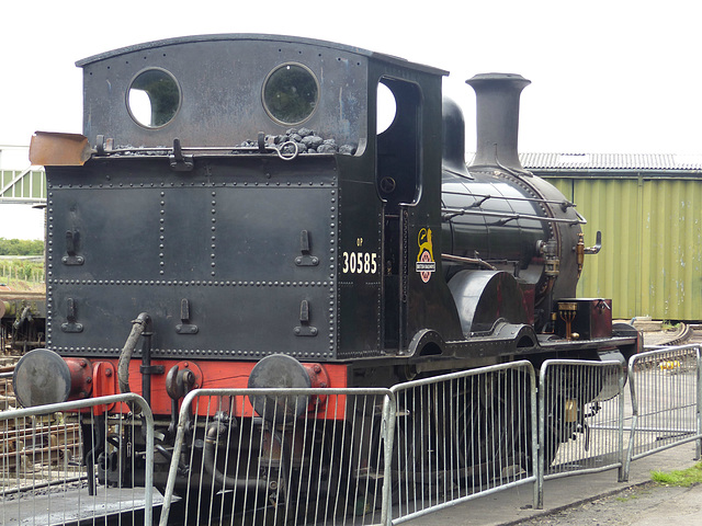 Buckinghamshire Railway Centre (13) - 16 July 2014