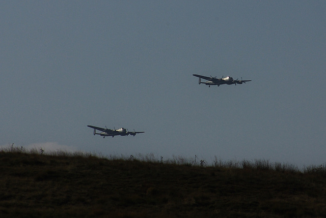 The Two Lancasters