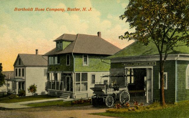 Bartholdi Hose Company, Butler, New Jersey, ca. 1920