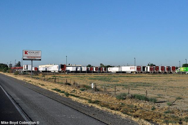 knight transportation terminal ca sr99 tulare ca 07'14
