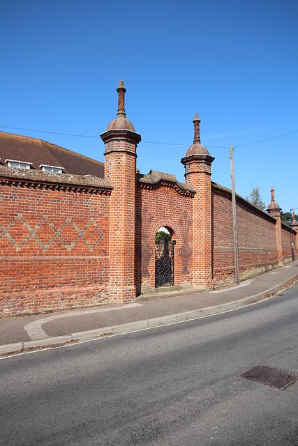 Former Walled Garden, Felixstowe, Suffolk