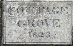 cottage grove / rhondda grove, london