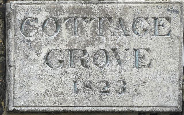 cottage grove / rhondda grove, london