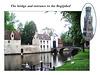 Bridge to the Begijnhof Bruges   11.6.2005
