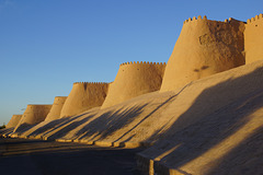 Khiva City Wall
