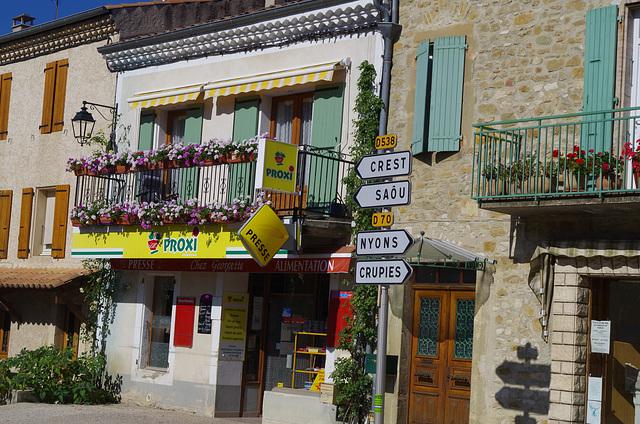 Bourdeaux - Drôme