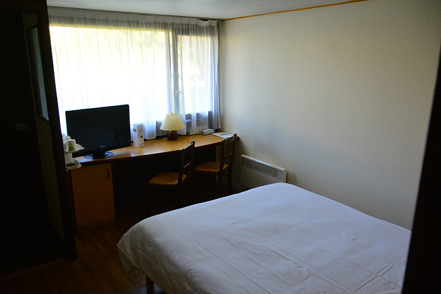 Rennes 2014 – Hotel room
