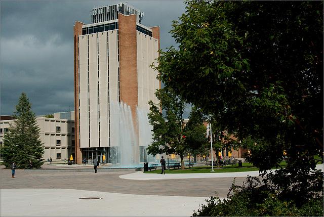 Sprau Tower