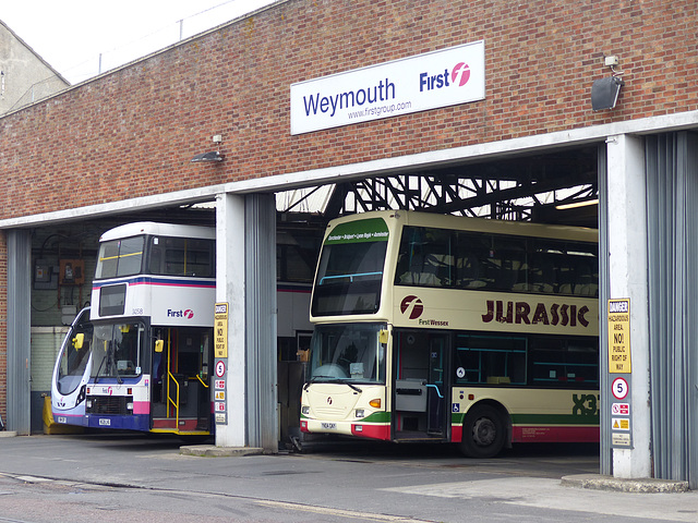 First in Weymouth (4) - 1 September 2014