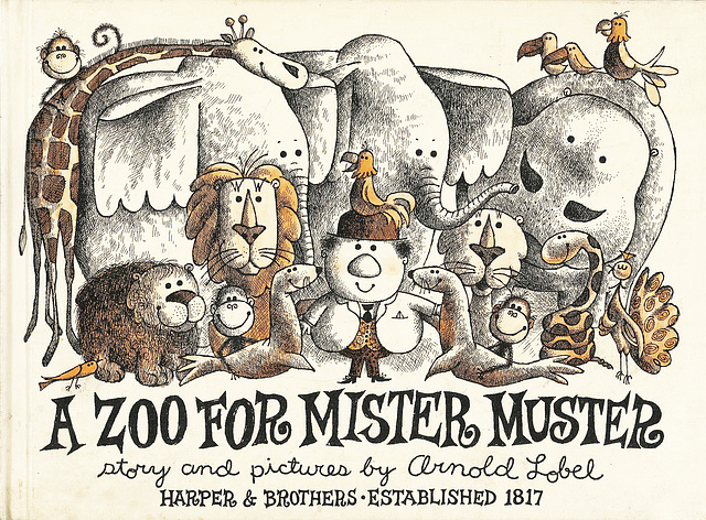 A Zoo For Mister Muster  1