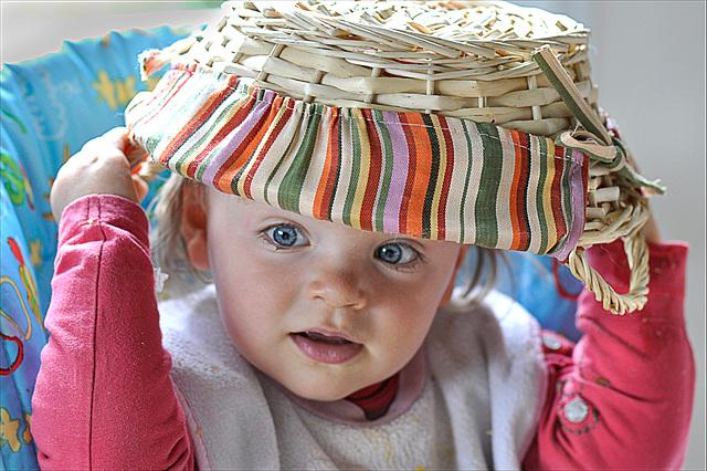 Il est pas beau mon chapeau?