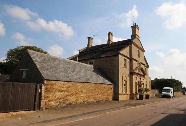 Manor House, Main Street, Woodnewton, Northamptonshire