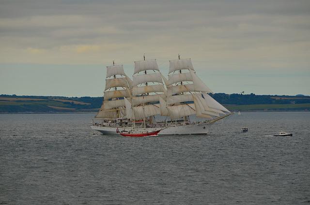 Tall Ships Falmouth