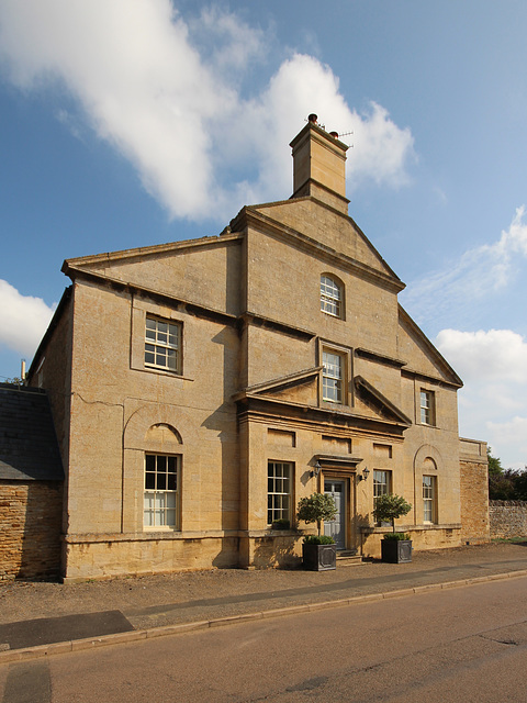 Manor House, Main Street, Woodnewton, Northamptonshire