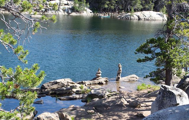 Sierras Lake Alpine  (0300)